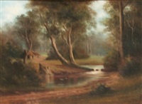 sutherland creek by charles (chas) young