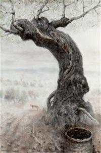 tronco de olivo by marcelo gongora