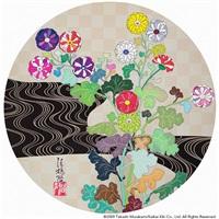 kansei kōrin gold by takashi murakami
