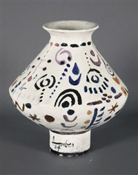 vase by hilde bock and will faber