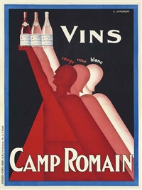 vins camp romain by claude gadoud