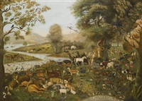 the naming of the animals by john miles of northleach