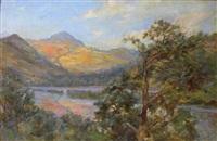 a highland loch by robert payton reid