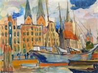 lübeck ii by rudolf hellwag