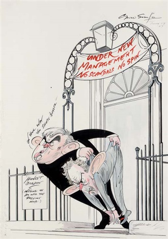removal day by gerald scarfe