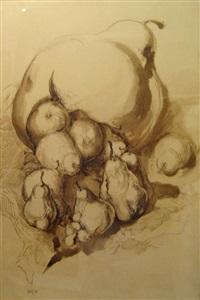 pears, 1975 by samuel bak