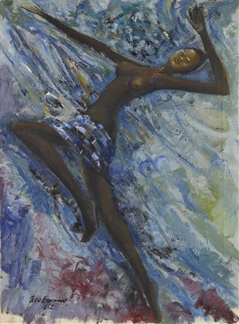 dancer by ben enwonwu
