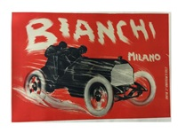 a bianchi, milano poster by anonymous (20)