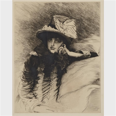 berthe by james jacques joseph tissot