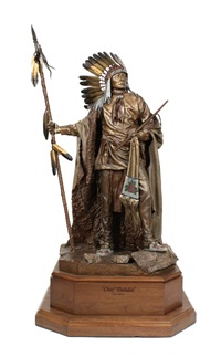 chief washakie by dave mcgary