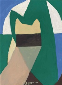 untitled (abstraction) by arthur dove
