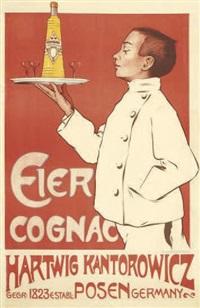 eier cognac hartwig kantorowicz by hans lindenstaedt