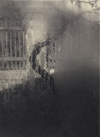 from the series the window of my studio by josef sudek