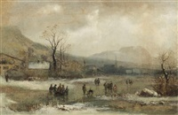 activities on the ice by jervis mcentee
