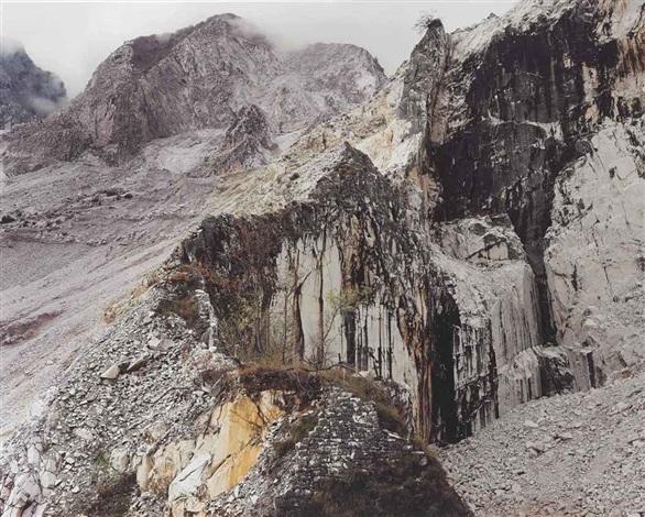 Carrara Marble Quarries 23, Carrara Italy by Edward