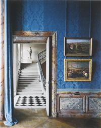 aile du nord - 1er etage, chateau de versailles, france by robert polidori