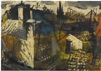 aberayron by john piper