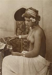 femmes maures (set of 2) by lehnert & landrock