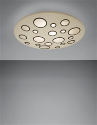 large ceiling light by arredoluce (co.)