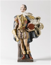 gentleman in fantasy jacobean dress by anonymous-british (19)