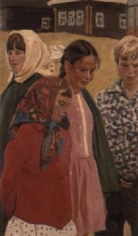 children of the countryside by evgueni samsonov