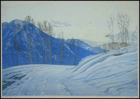 west road mountain road by walter joseph phillips