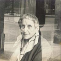 dernier portrait de gertrude stein avant sa mort by marc sabathier-leveque