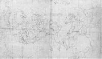 roman battle scene by cristofano (chr. dal borgo e doceno) gherardi