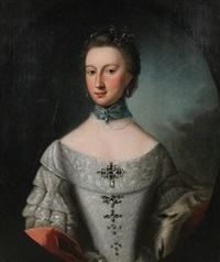 portrait of a lady by john medina