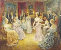 music salon by marguerite aers