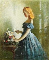 flower arranging by lancelot roberts