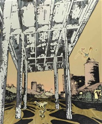 ett fall, en plan/a case, a plan (from the series stega) by henrik samuelsson