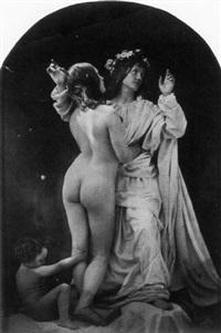 allegory by oscar gustave rejlander