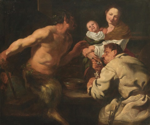 untitled by jacob jordaens