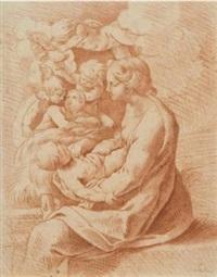 madonna mit dem kind by charles alphonse dufresnoy