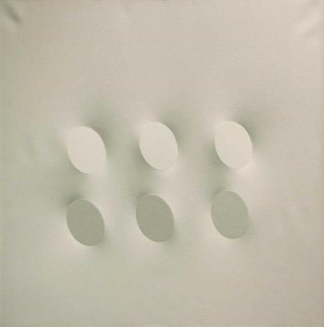 sei ovali bianchi by turi simeti