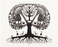 l'arbre aux oiseaux by monica weber