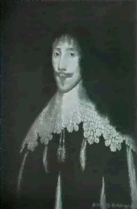 portrait of sir philip wodehouse 3rd bart (1608-1681) by gilbert jackson