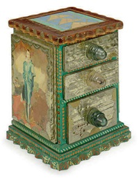 untitled (chest of drawers) by jon bok