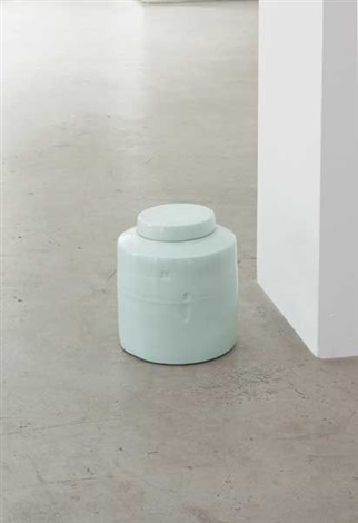 large lidded vessel by edmund de waal