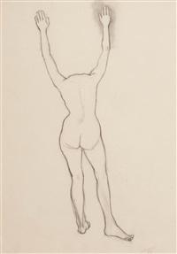 standing nude by joop moesman