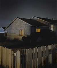 untitled (#2296b; #2312a; #2424b; #2690) (4 works) by todd hido