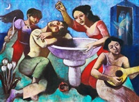 strife of love by marcel antonio