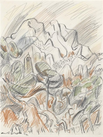 sans titre by andré masson