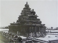 le temple du rivage by patrice serres