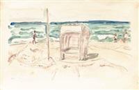 beach chair by ivo hauptmann