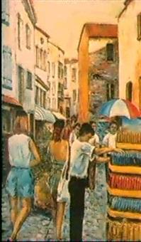 marche a banyuls by jean billa