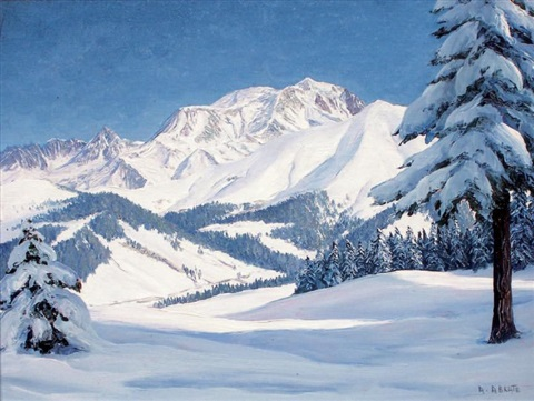 rochebrune megève by angelo abrate