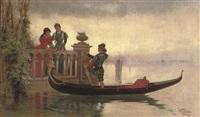 a serenade of love by adelchi de grossi