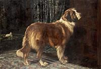 st. bernard by george l. harrison